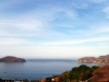 The morning view of Zihuatanejo Bay from The Penthouse at Casa Que Ve Al Mar