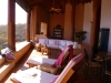 The afternoon sun warms The Penthouse at Casa Que Ve Al Mar